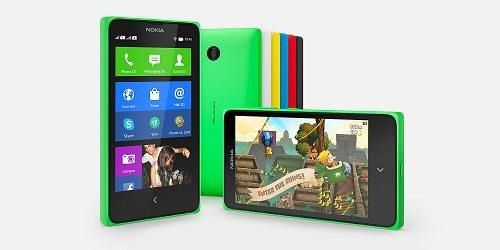 HP Nokia Android