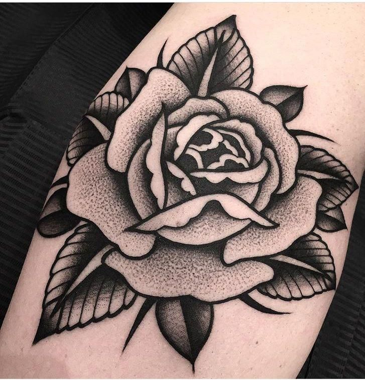 Pin By Emily On Anatomy Art Traditional Rose Tattoos Black Rose Tattoos Black Flowers Tattoo