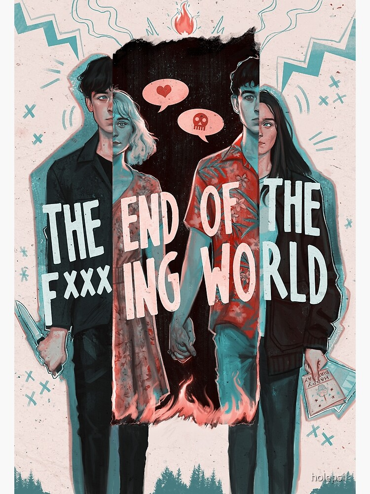 TEOTFW Poster
