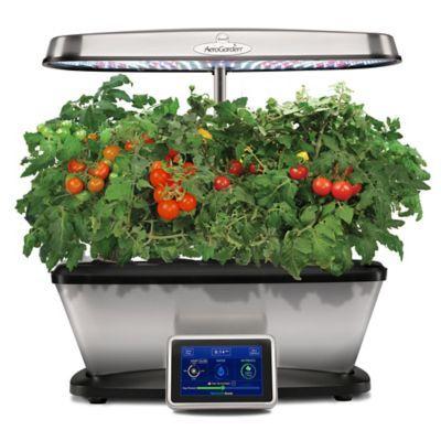 Aerogarden Bounty Elite Wi Fi Home Gardening System In 400 x 300