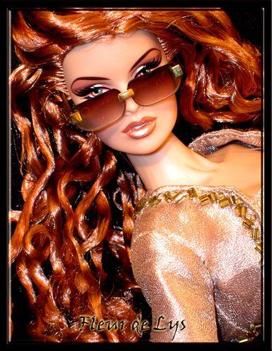 VANESSA FASHION ROYALTY | Flickr - Photo Sharing!