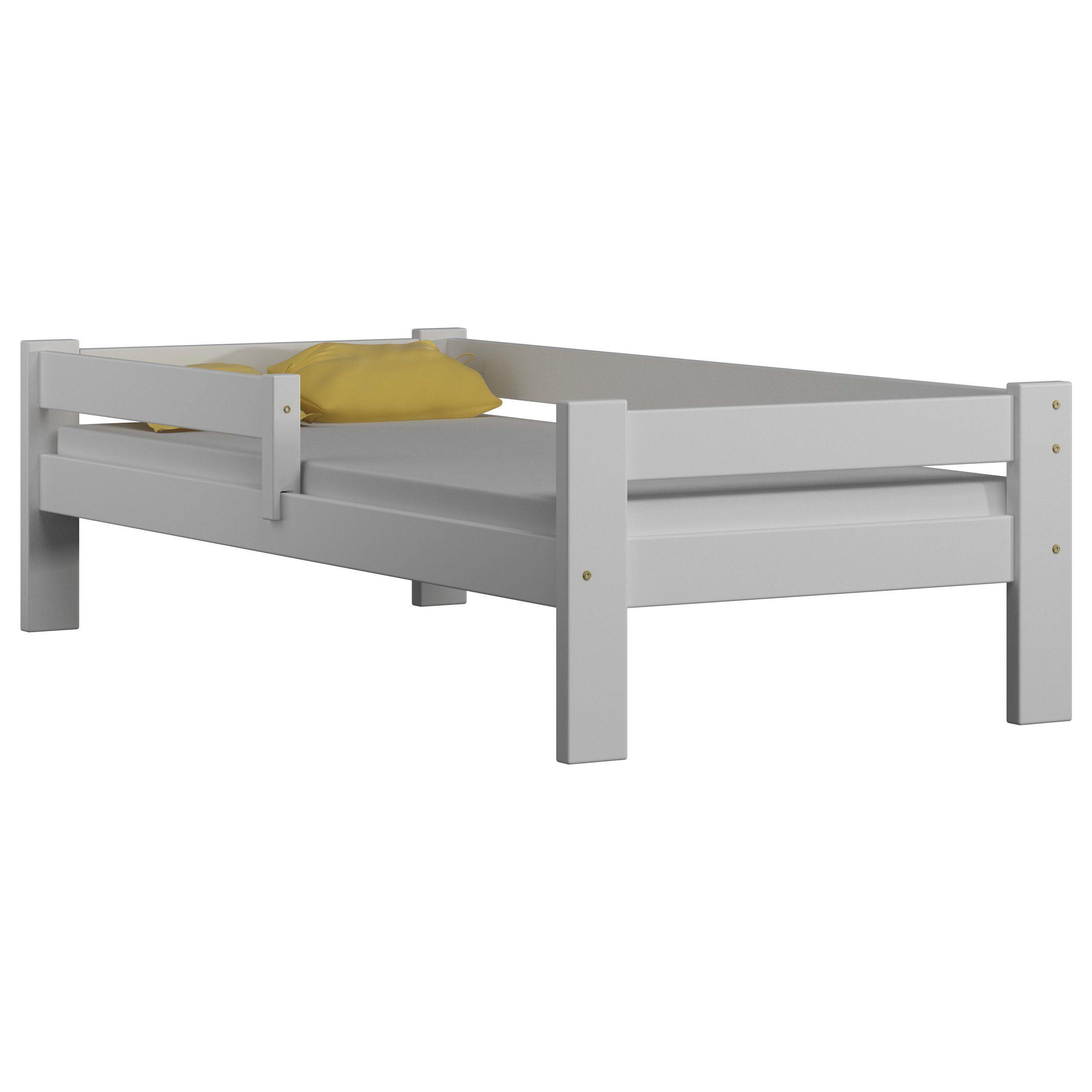łóżka łóżko Dziecięce Pawełek 160x80 Drewniane łóżka łóżka