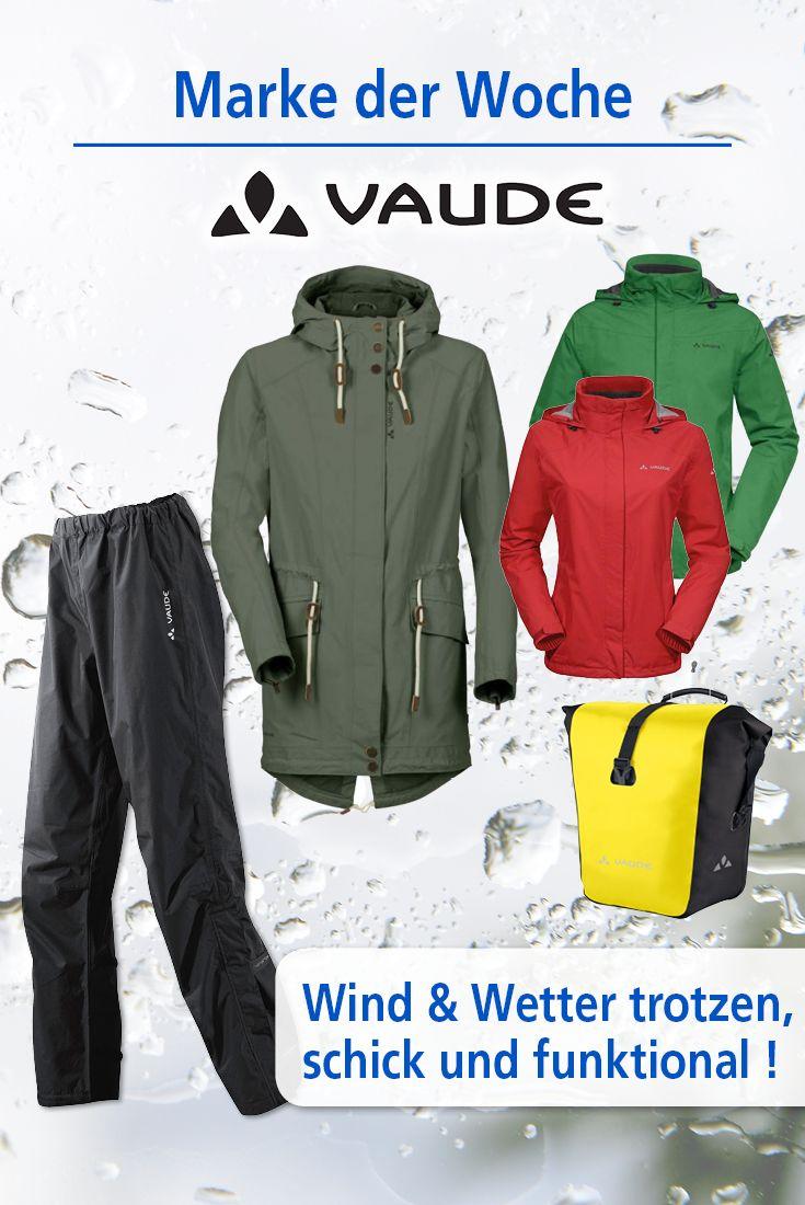 #Vaude. Für alle die Wind und Wetter trotzen wollen. Das Sortiment ist riesig. Von Bekleidung über Rucksäcke und #Fahrradtaschen. Da ist für jeden etwas dabei. Einfach mal stöbern: http://www.rucksack.de/marken/vaude