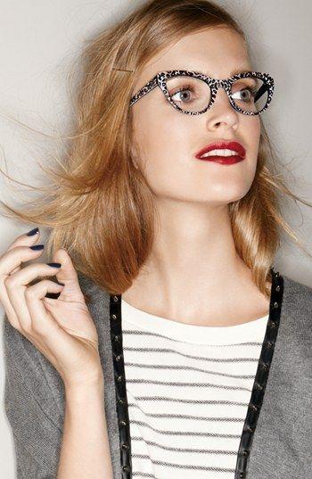 3dbf0263ea21 A.J. Morgan Reading Glasses | Nordstrom | Librarian Chic | Reading ...