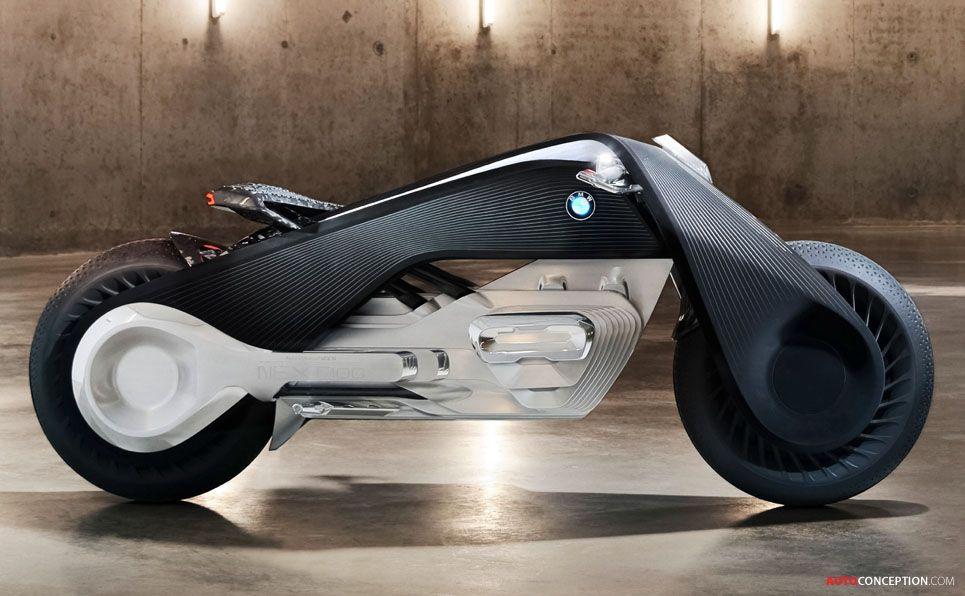 Bmw Motorrad Vision Next 100 Concept Bike Revealed Bmw Cars Bmw
