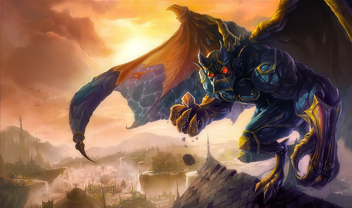Learn About The Colossus http//universe.leagueoflegends