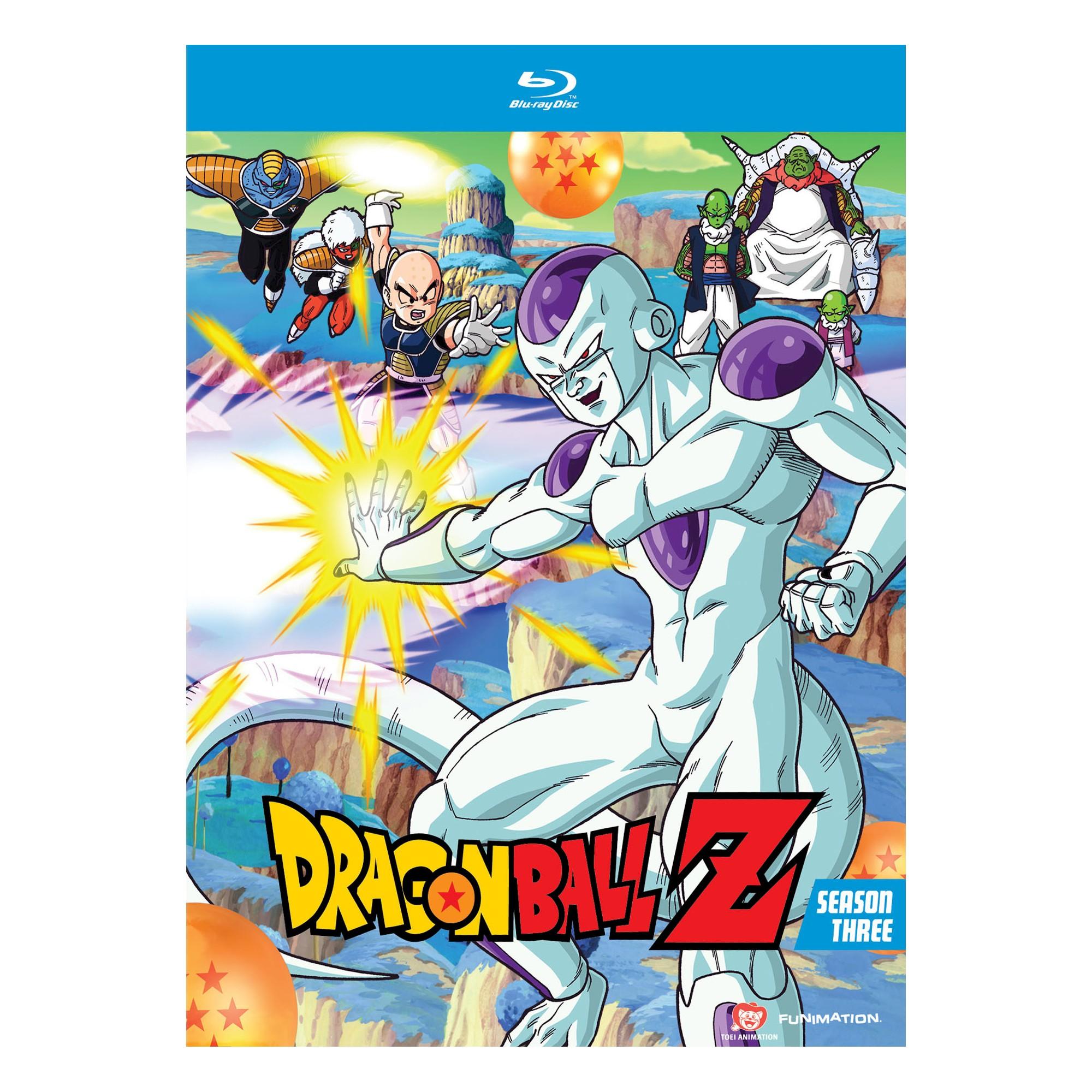 Dragon ball zseason 3 blu ray dragon ball and products dragon ball zseason 3 blu ray ccuart Image collections