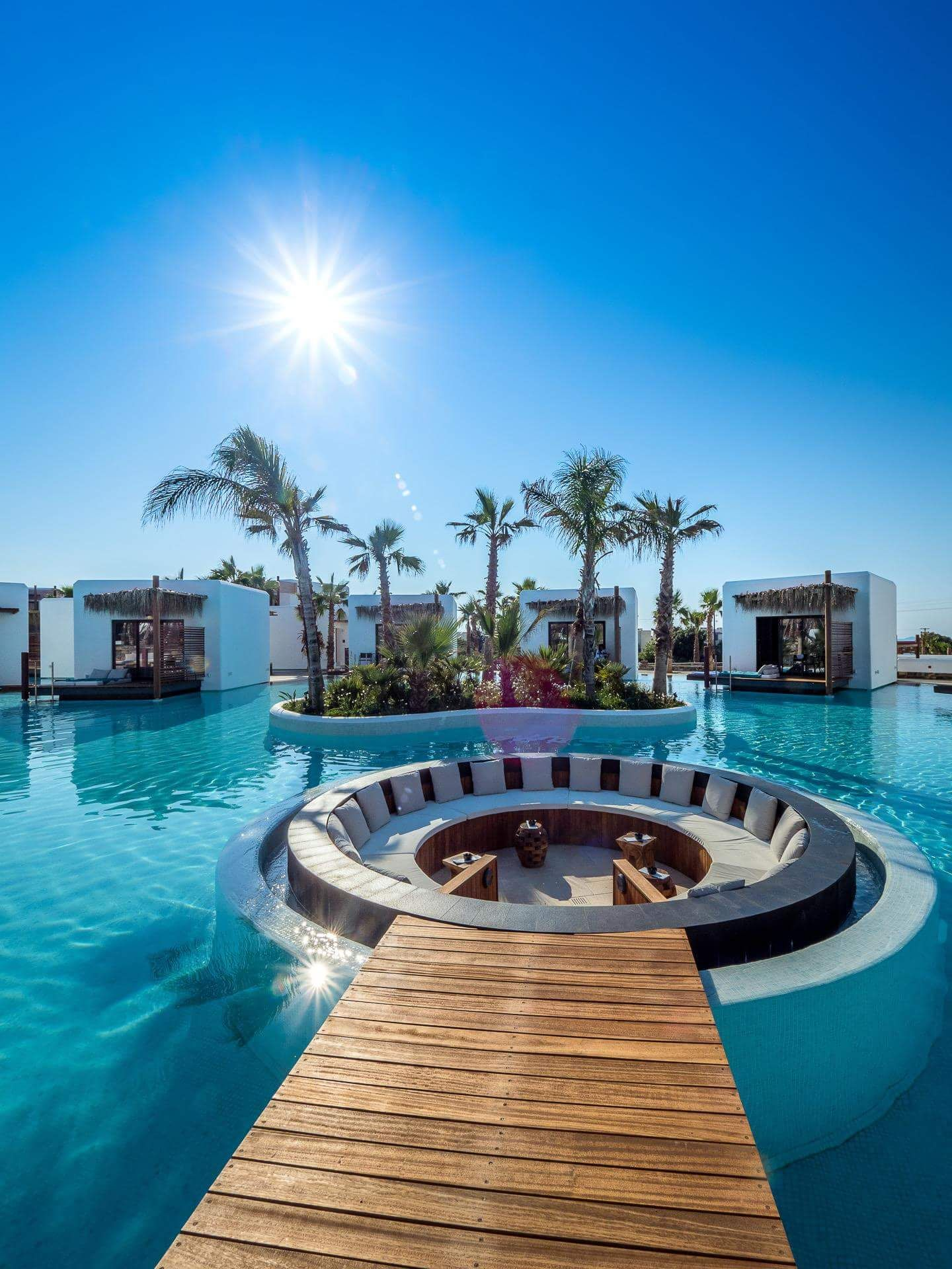 5 sterne erwachsenenhotel stella island luxury resort auf. Black Bedroom Furniture Sets. Home Design Ideas