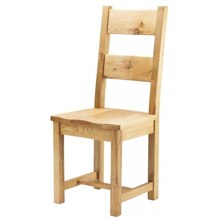 Easy On The Eye Wooden Dining Room Chairs Oak