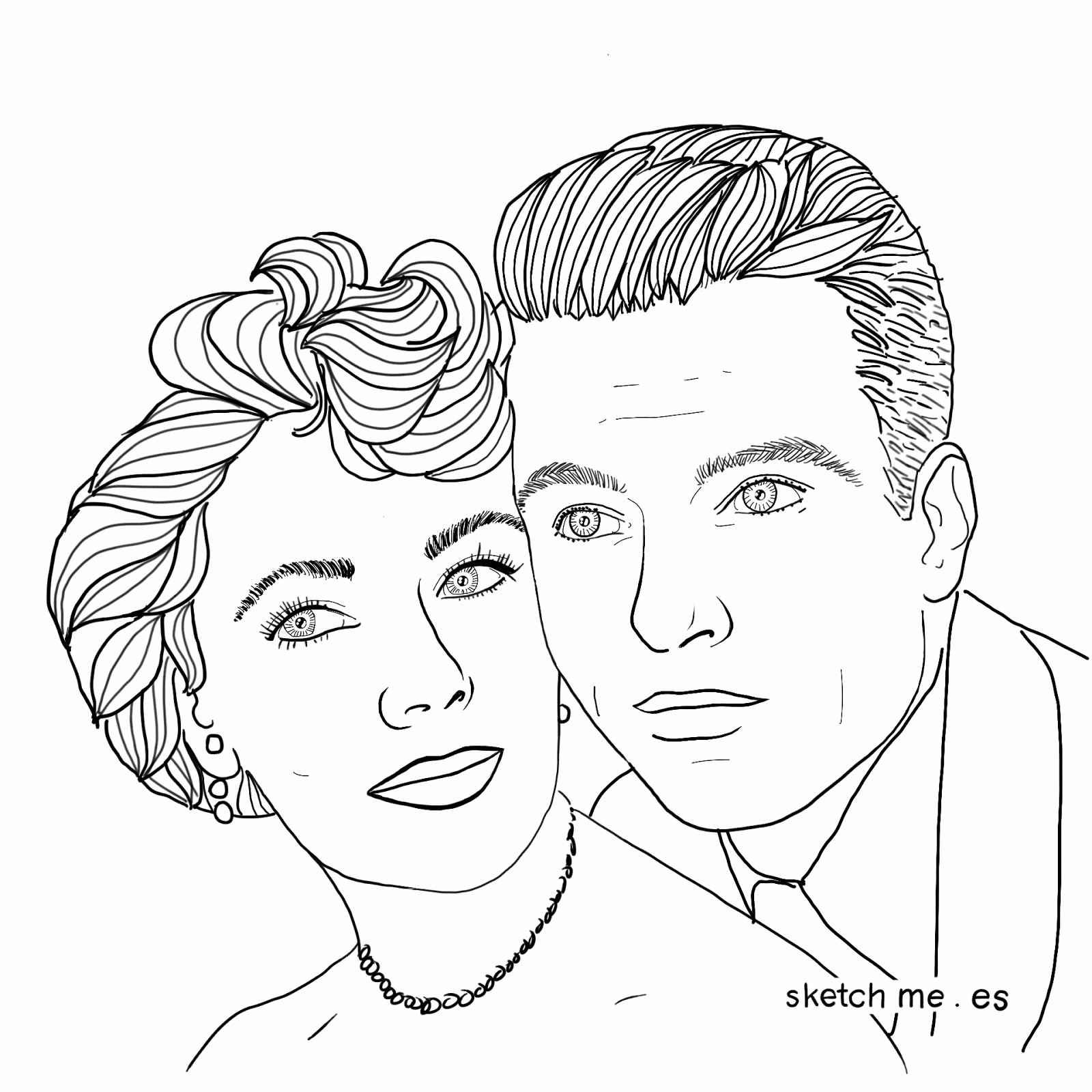LIZ TAYLOR AND MONTGOMERY CLIFT. Custom portraits for