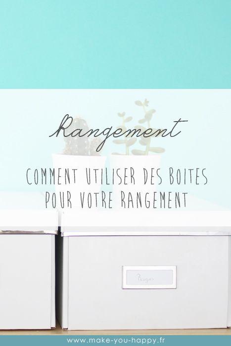 Rangement Comment S Organiser Avec Des Boites Avec Images Rangement Papier Administratif Boite Rangement Papier Rangement Organisation