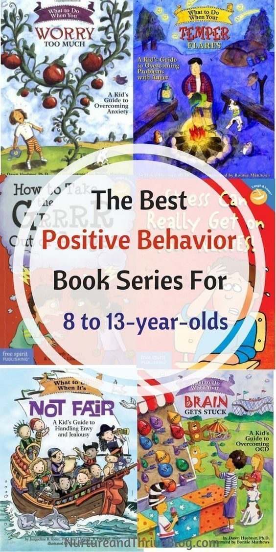 Change your child\'s behavior with books! The best Positive Behavior ...