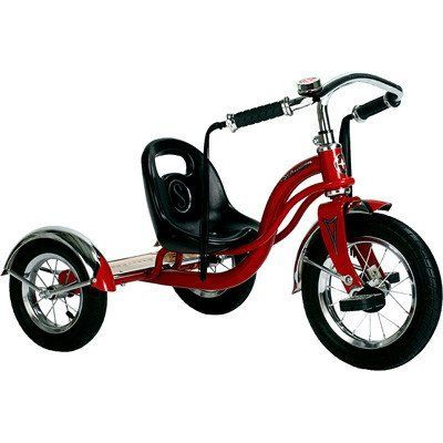BIKE BELL Bicycle Scooter Trike Childs Tricycle New Handlebar Chrome CLASSIC