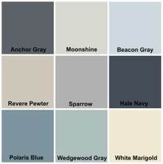 Whole House Paint Scheme Beach Theme Google Search House Color Palettes House Colors Paint Colors For Home
