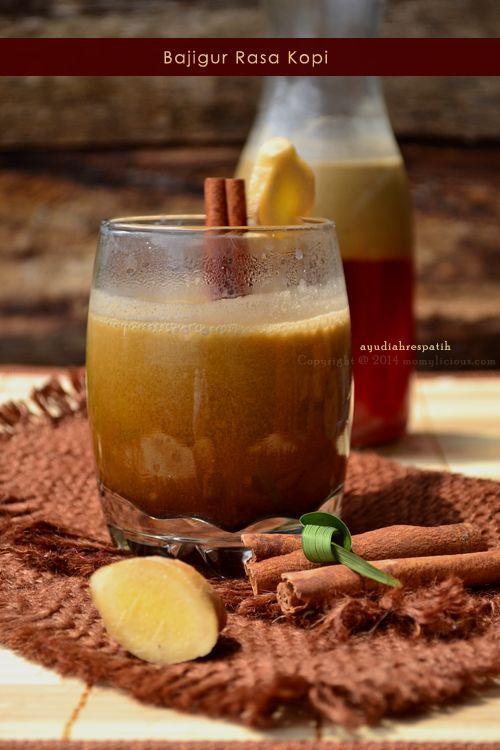 Momylicious Bajigur Kopi Resep Masakan Indonesia Makanan Dan Minuman Ide Makanan