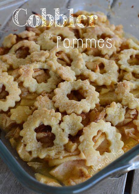 sweet kwisine, pommes, apple, tarte aux pommes, cobbler, tarte tatin, cuisine, pâtisserie, états-unis, john irving
