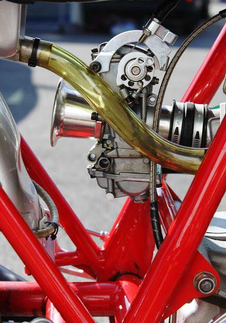 Ottonero Cafe Racer: novembre 2011
