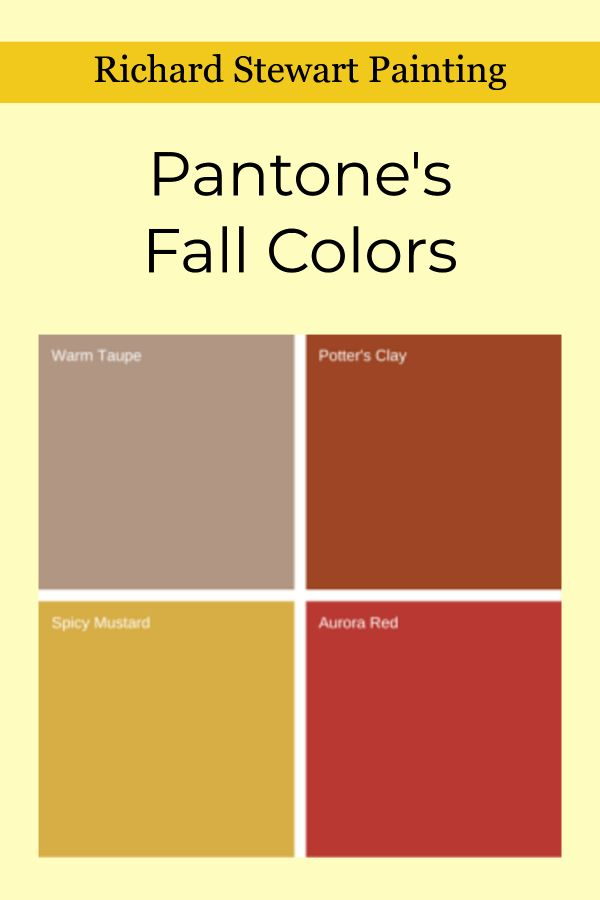 How To Include Taxidermy Into Trendy Home Decor: A Color Palette That Was Inspired By Feelings Of Tranquility And Optimism, Pantone's Fall Picks
