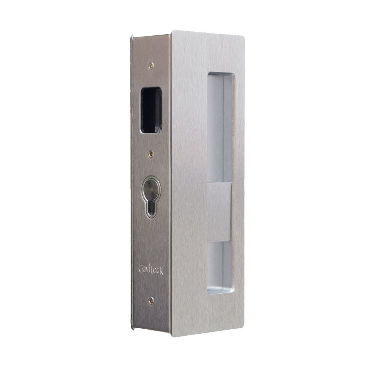 Cavilocku0027s Magnetic Privacy Pocket Door Lock Provides A Sleek Look With  High Quality Function   Buy Now At Direct Door Hardware