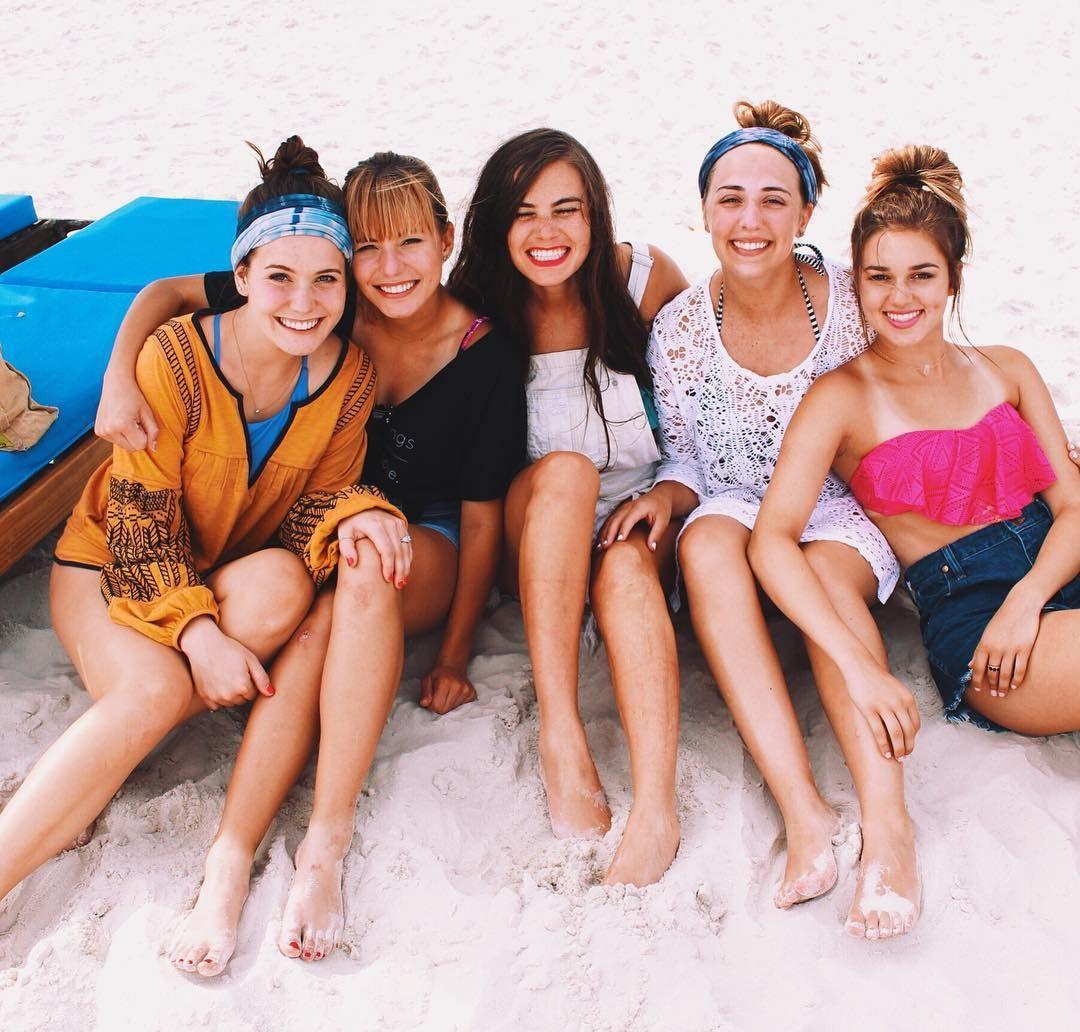 Sadie Robertson and Friends | sadie | Pinterest
