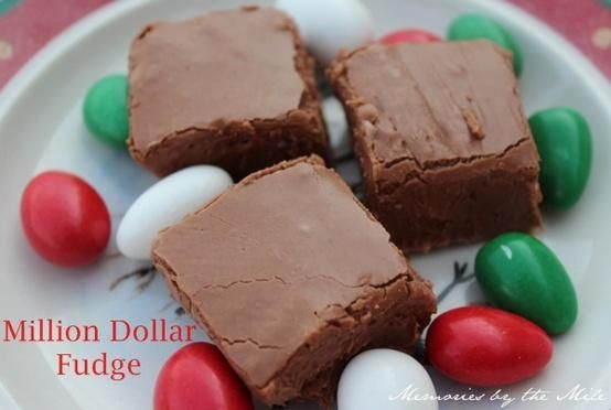 Million Dollar Fudge Super Easy Fudge Recipe Must Try Fudge Recipes Easy Candy Recipes Fudge Recipes