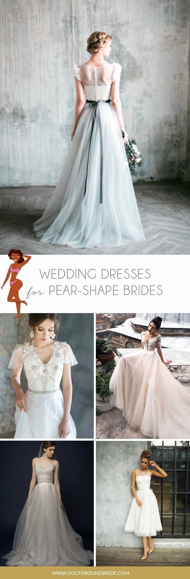Wedding Dress For Curvy Petite Figure Unique Best Style Wedding Dress For Pear Shaped Raveitsafe In 2020 Pear Shaped Dresses Wedding Dresses Bride