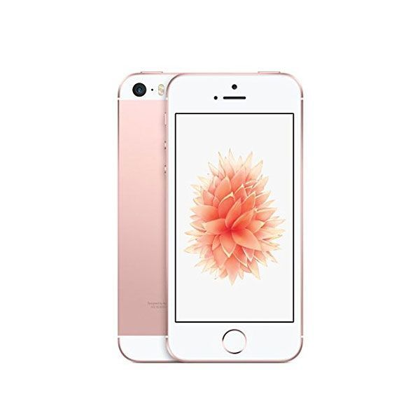Refurbished iPhone SE GSM UNLOCKED Rose Gold 16GB(A1662)
