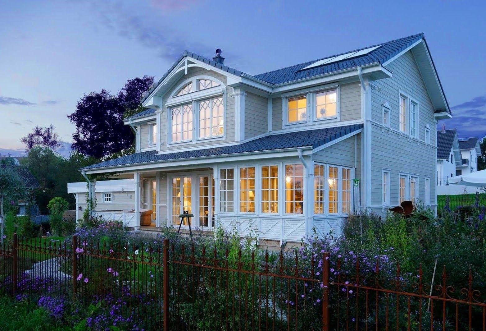 Amerikanische Häuser: Amerikanische Huser In Deutschland ...