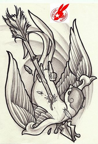 Dead Swallow Tattoo Picture At Checkoutmyink Dead Sparrow