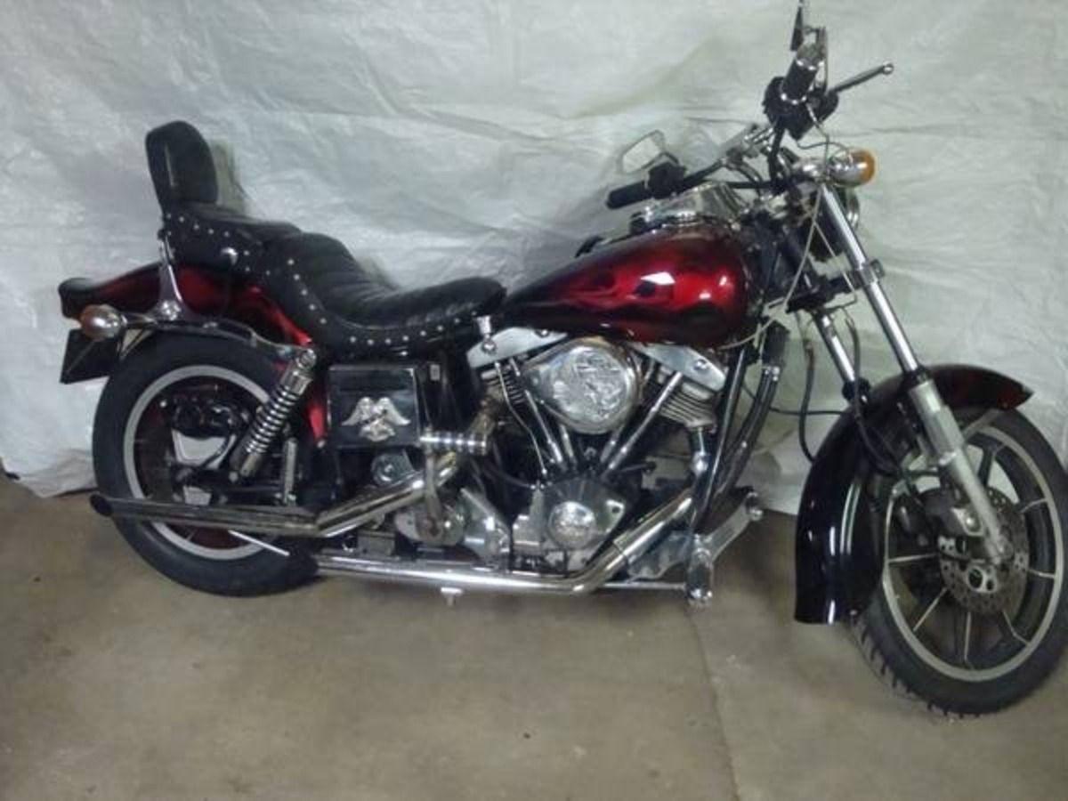 motorcycles mundelein, type:used year: 1982 make: harley davidson