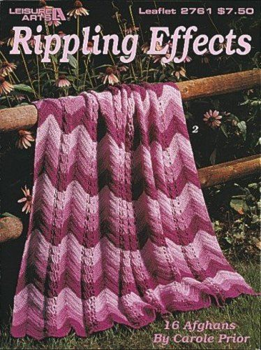 Ravelry Spring Blossom Ripple Pattern By Carole Prior Crochet