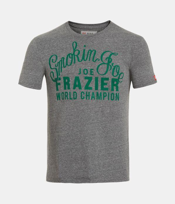 d05529366994 Men's Roots Of Fight™ Smokin' Joe Frazier T-Shirt, True Gray Heather ...