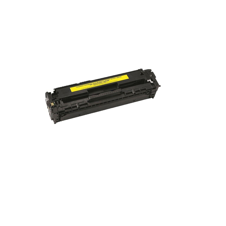 N 1PK Compatible CB542A Toner Cartridge For HP Color LaserJet CM1312 MFP CM1321nfi CP1215 CP1515n CP1518ni