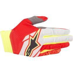 Photo of Alpinestars Aviator Gloves 2018 Handschuhe Schwarz Weiss Rot L AlpinestarsAlpinestars