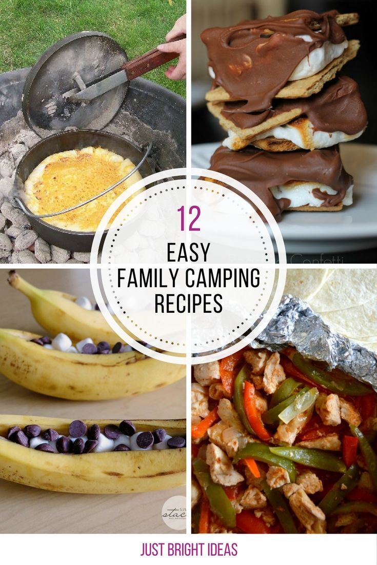 12 easy family camping recipes you need to try camping foods 12 easy family camping recipes you need to try camping listcamping mealscamping forumfinder Choice Image