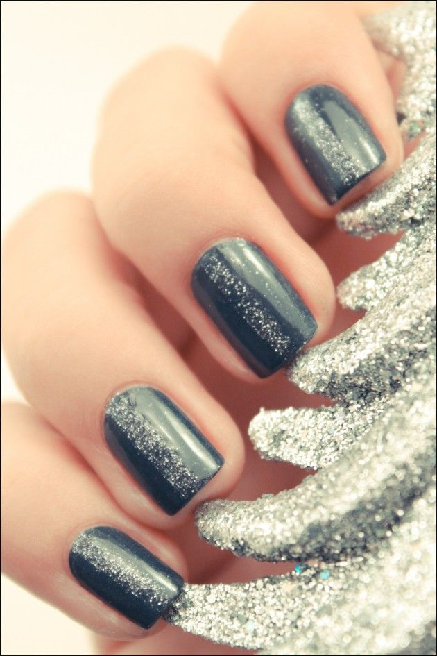 15 Creative Nail Designs For Holidays Nails Pinterest Holidays
