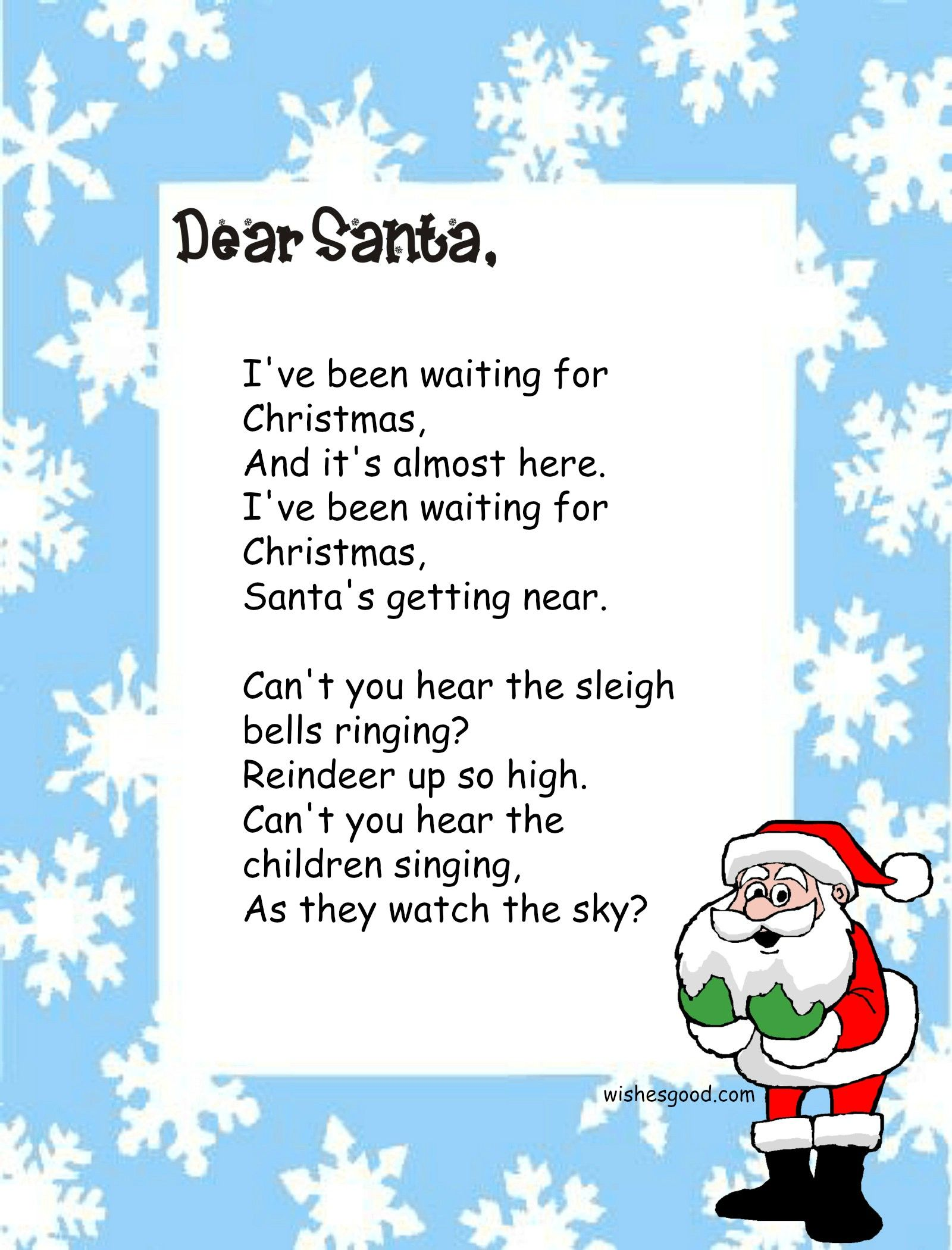 Christmas Funny Poems