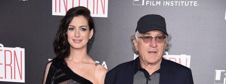 Neuer Film von Robert de Niro: Ein Rentner wird zum Praktikanten