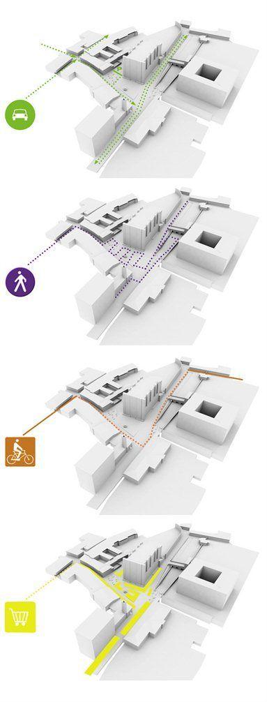 Ideias De Diagramacao De Pranchas De Arquitetura E Urbanismo