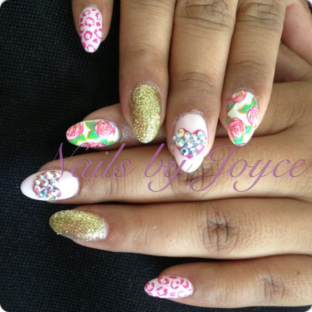 Classy almond shape nails | Almond shape nails, Nails, Shapes