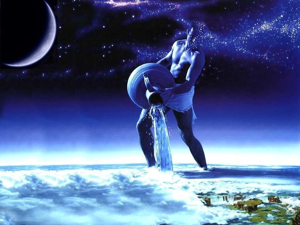 Luna Llena en Acuario