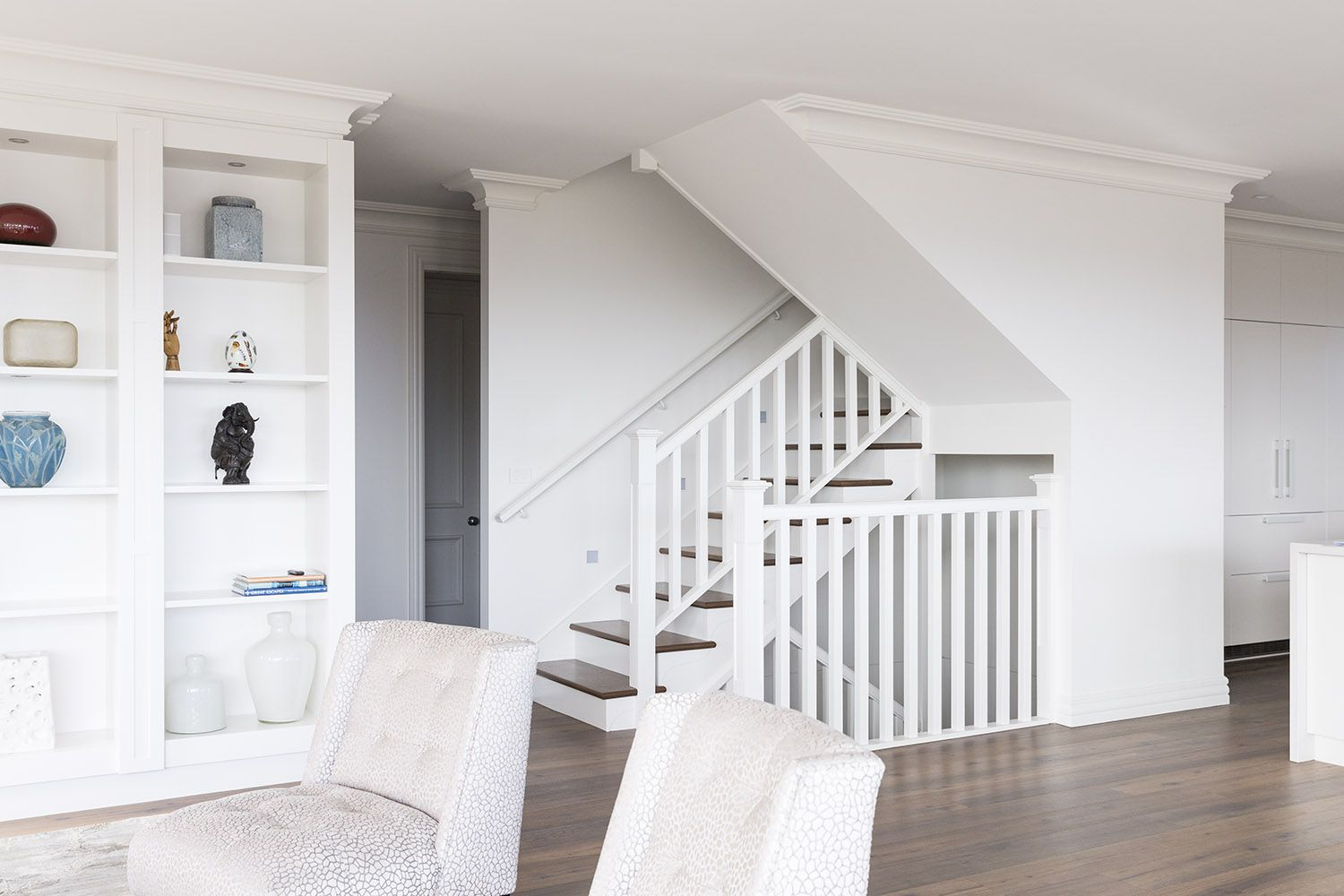 Best American Oak Mdf Timber Stair Staircase 400 x 300