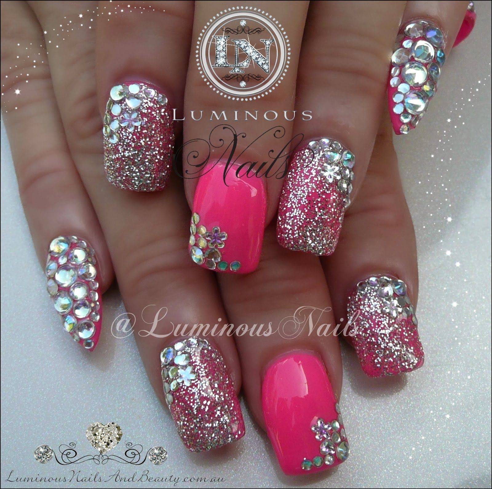 new nail art ideas have been published on wooden bling http://blog