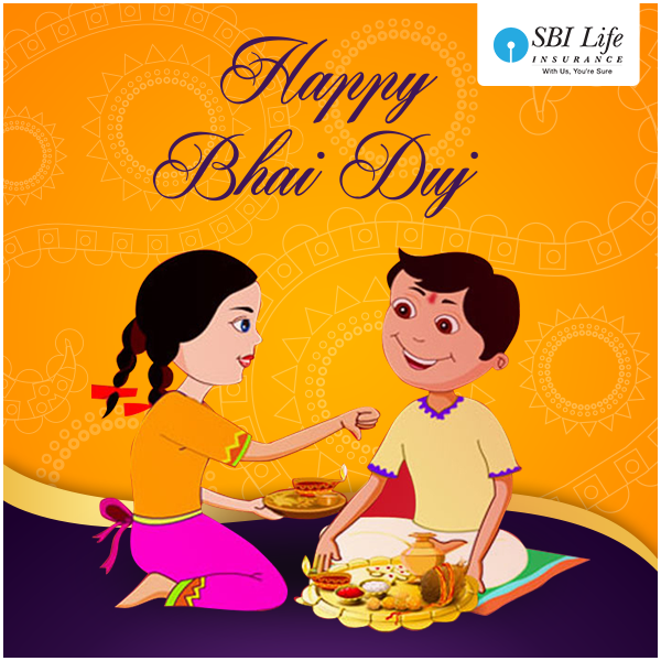 On this happy occasion of Bhai Duj, celebrate the special
