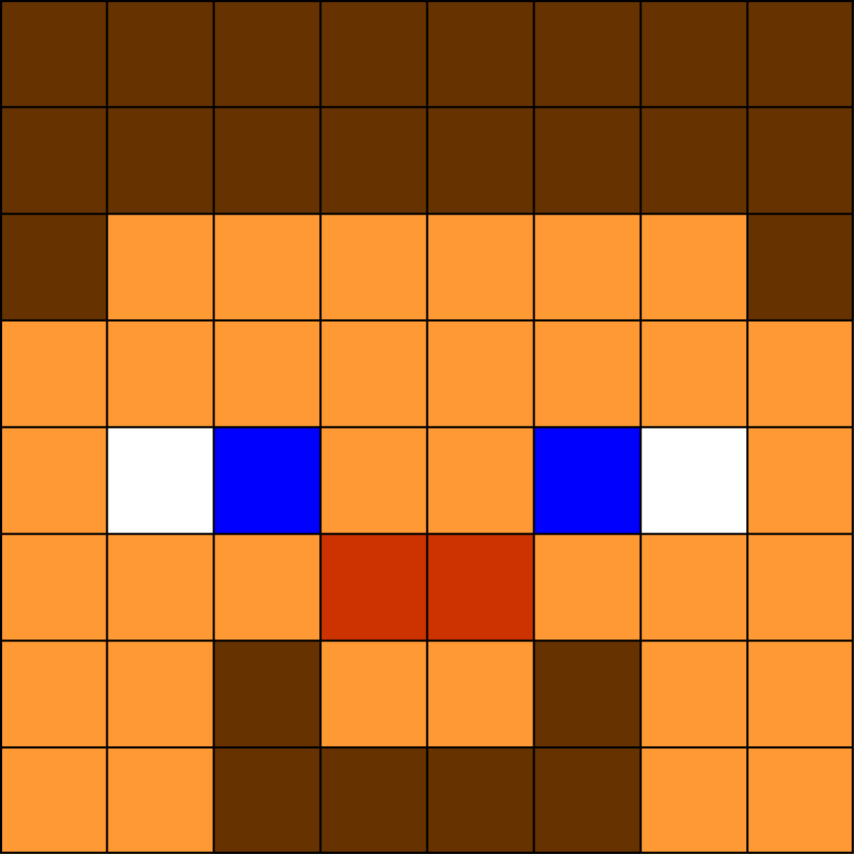 pattern for minecraft patchwork pillow