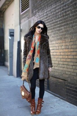 fur coat of my dream.