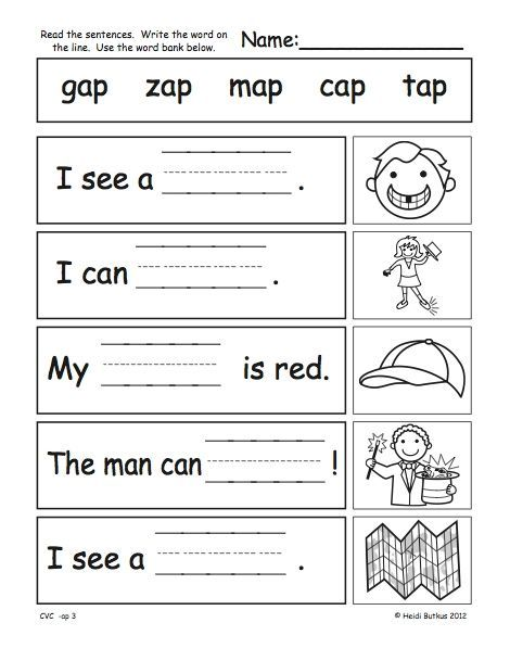 f2f8ce3cc2414612497d3ad482886fd3--cvc-worksheets-writing - phonics worksheet