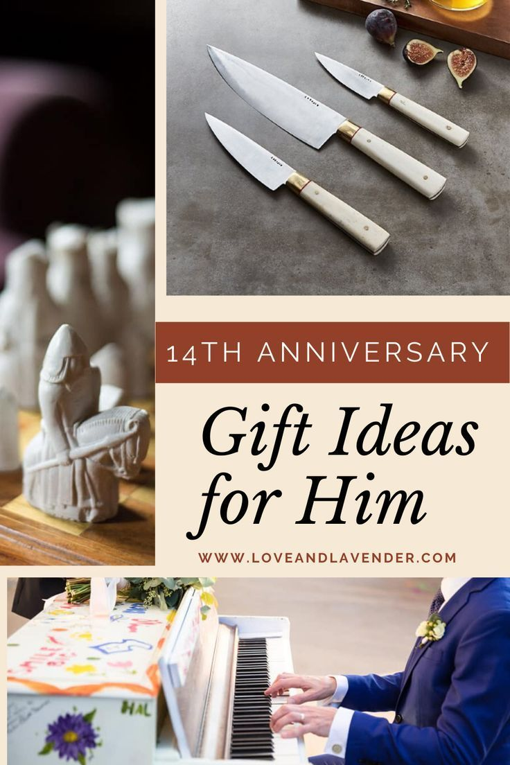 Celebrate your 14th anniversary with an incredible ivory