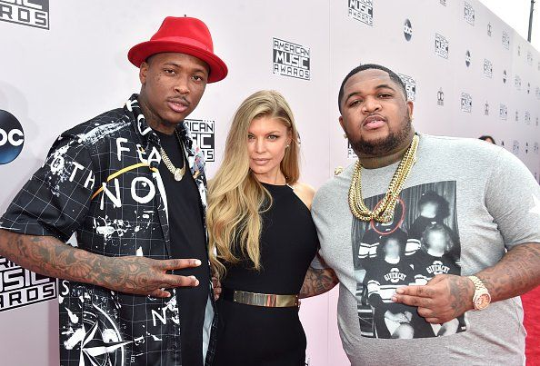 cool 2014 American Music Awards - Red Carpet