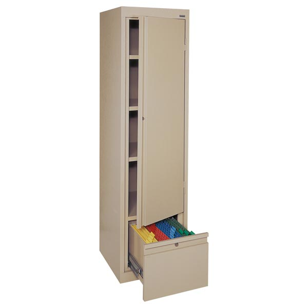 Perfect locking cabinet for teacher use. Lower drawer for files ...